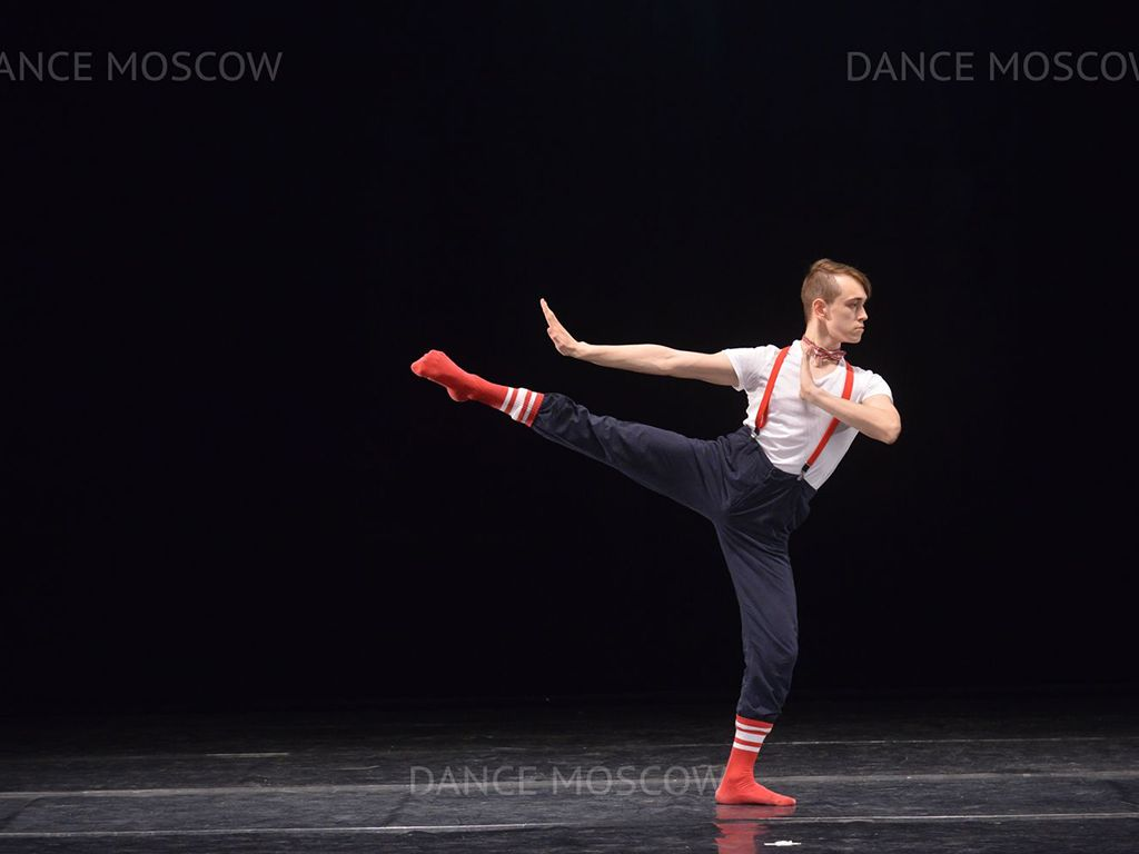 МГИК на dancemoscow